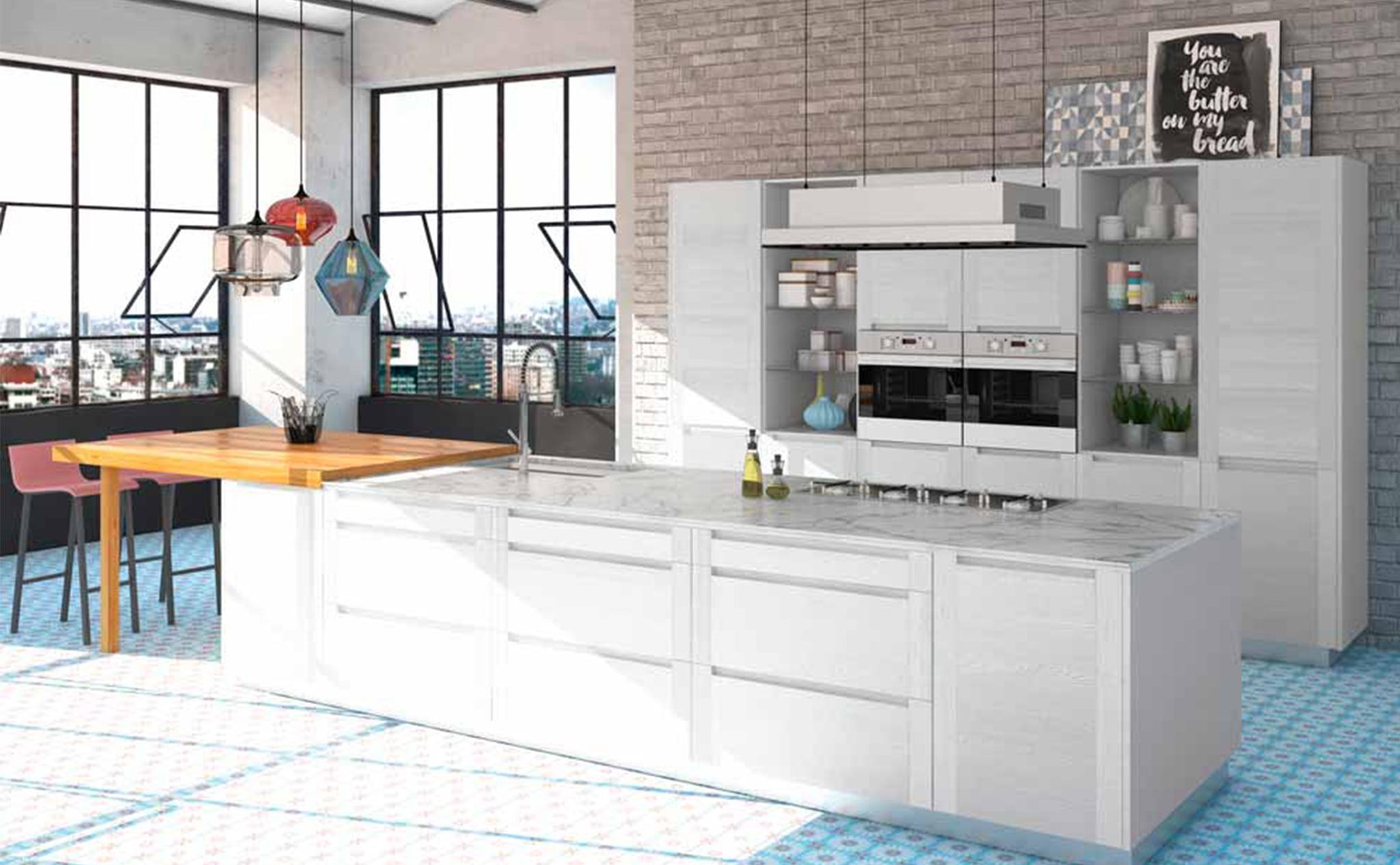 Kitchens - Martínez Furniture