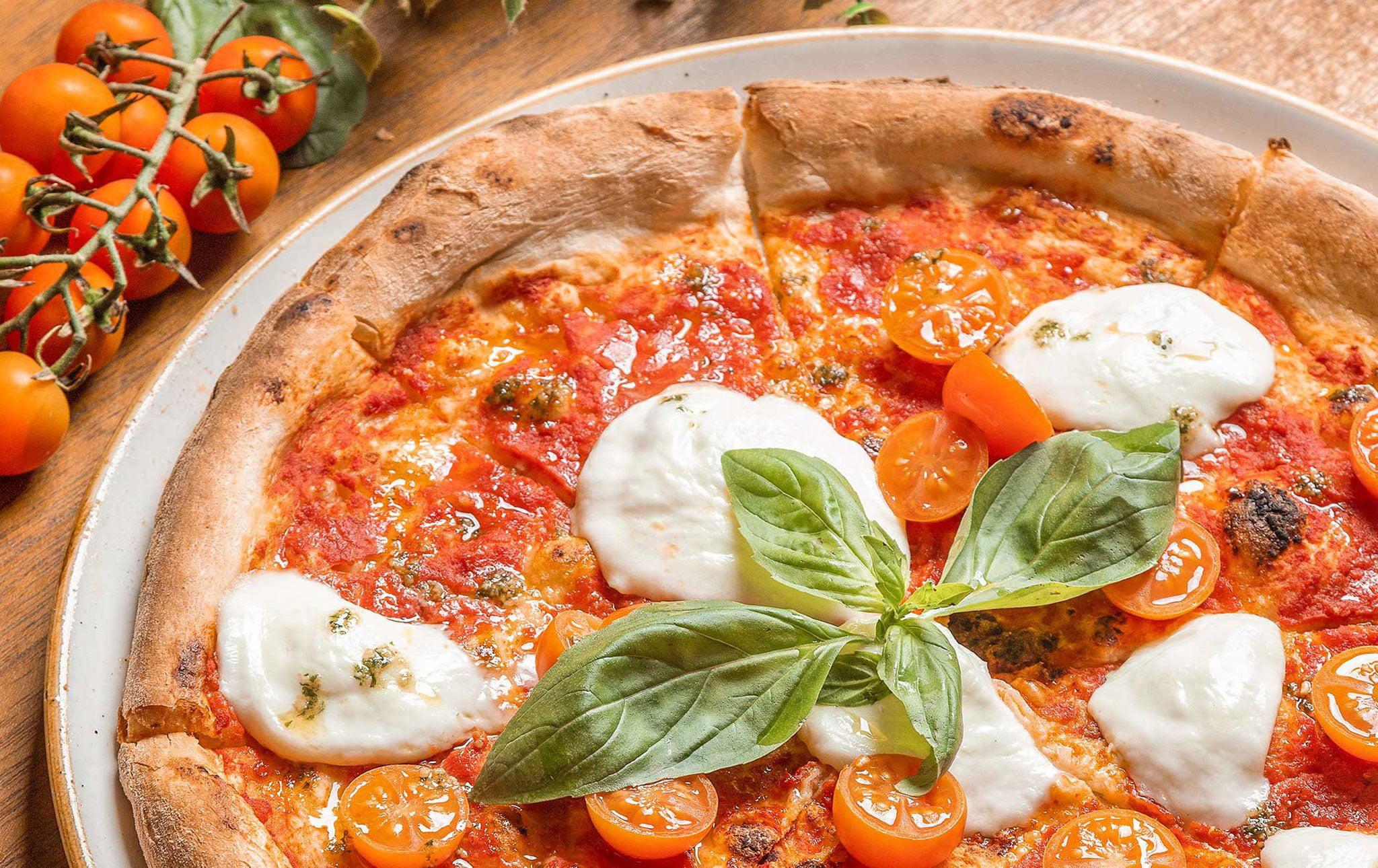 Pizzas à Jávea à emporter ou à domicile - Restaurant Ammos