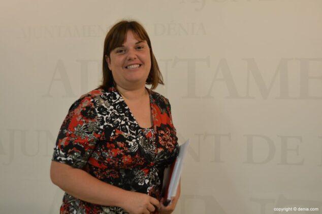 Image: Cristina Morera, conseillère en santé publique de Dénia, a également été vaccinée en sautant le protocole