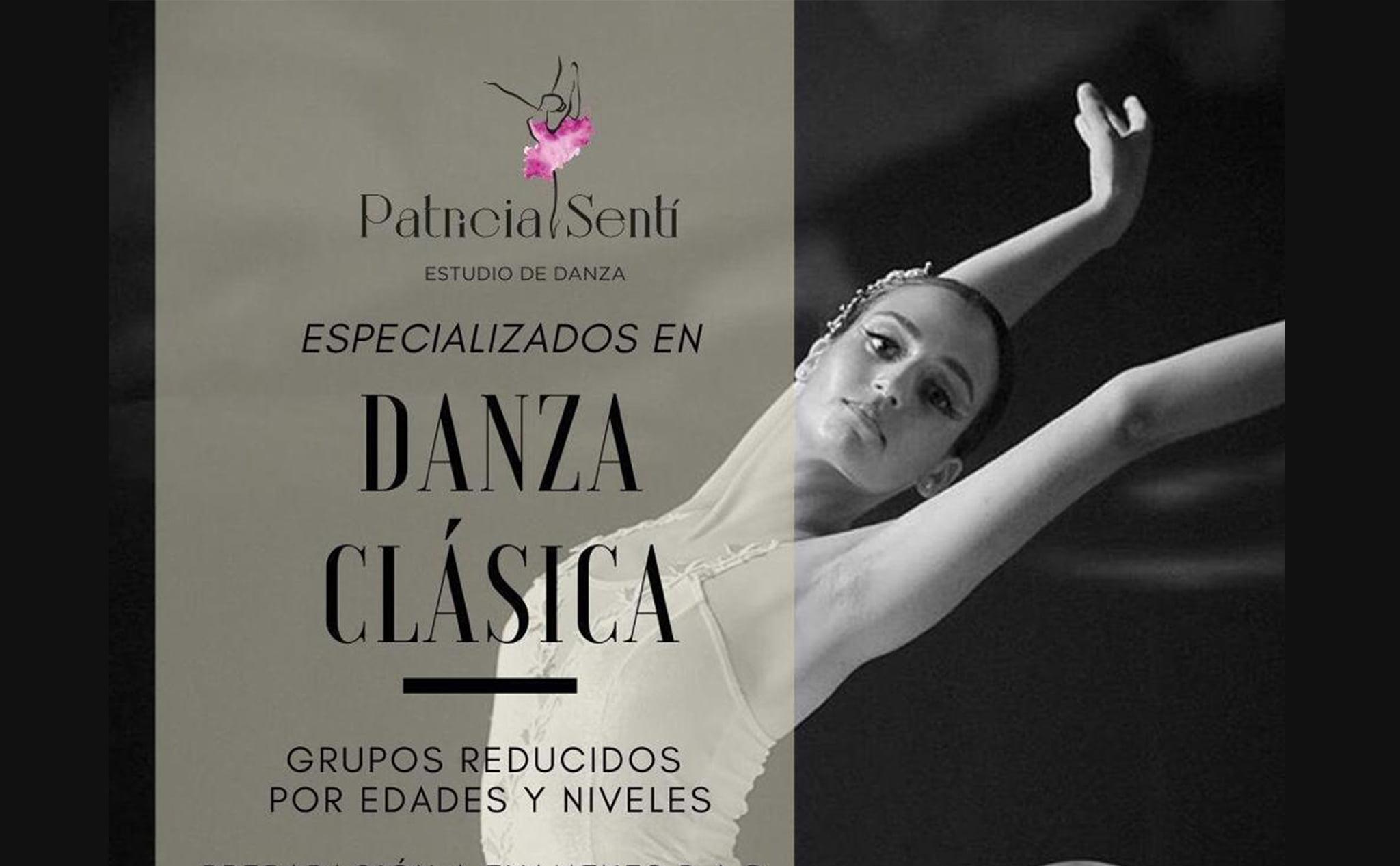 Danse classique à Dénia - Patricia Sentí Dance Studio