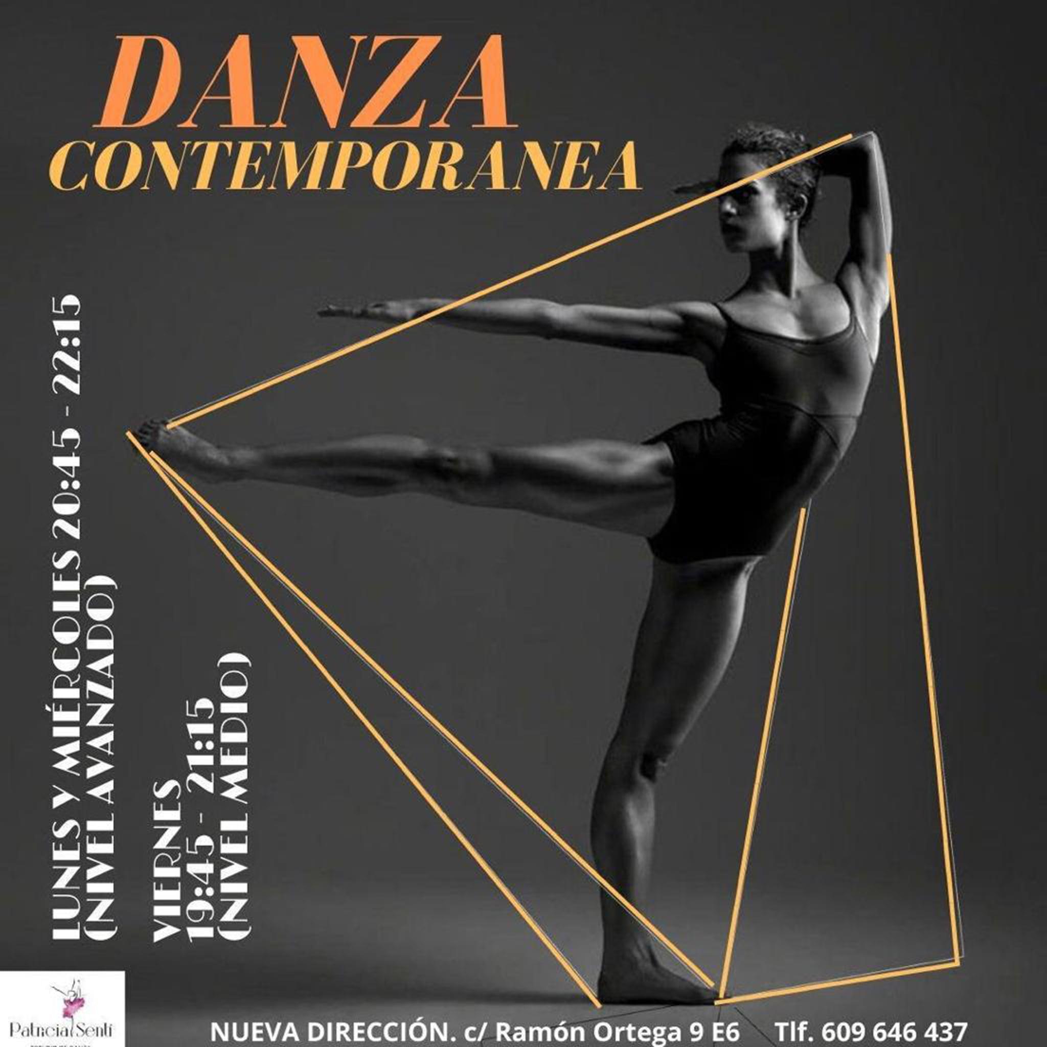 Danse contemporaine à Dénia - Patricia Sentí Dance Studio