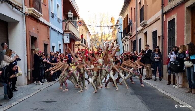 2020 children's carnival parade