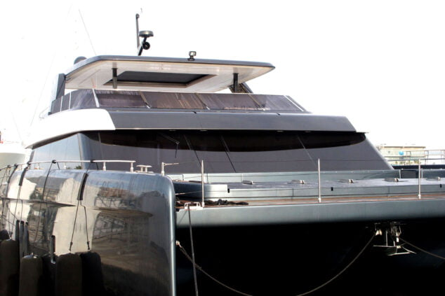 Image: Le port de Dénia accueille le bateau Nadal