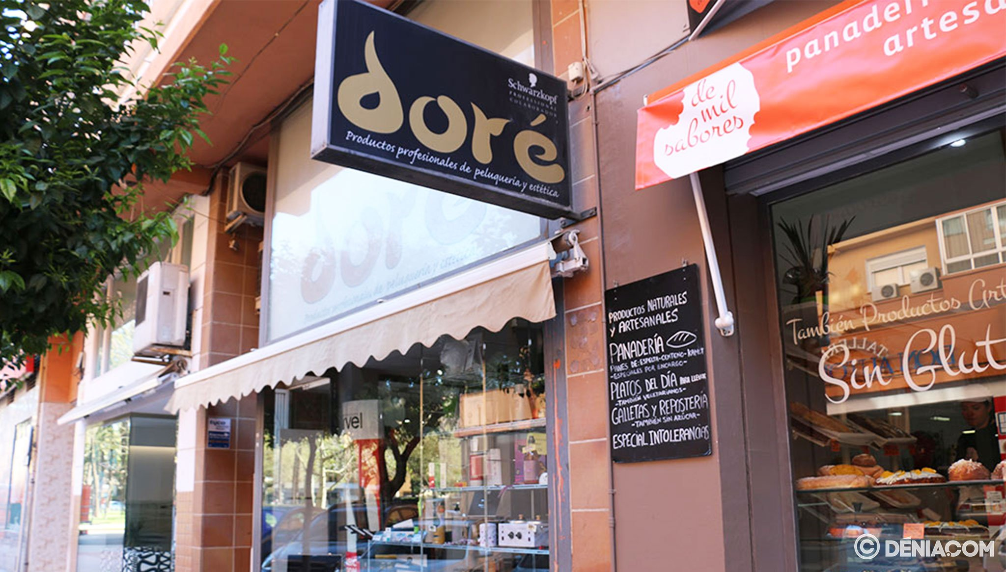 Discounts in Doré, specialists in professional hairdressing and aesthetic products in Dénia