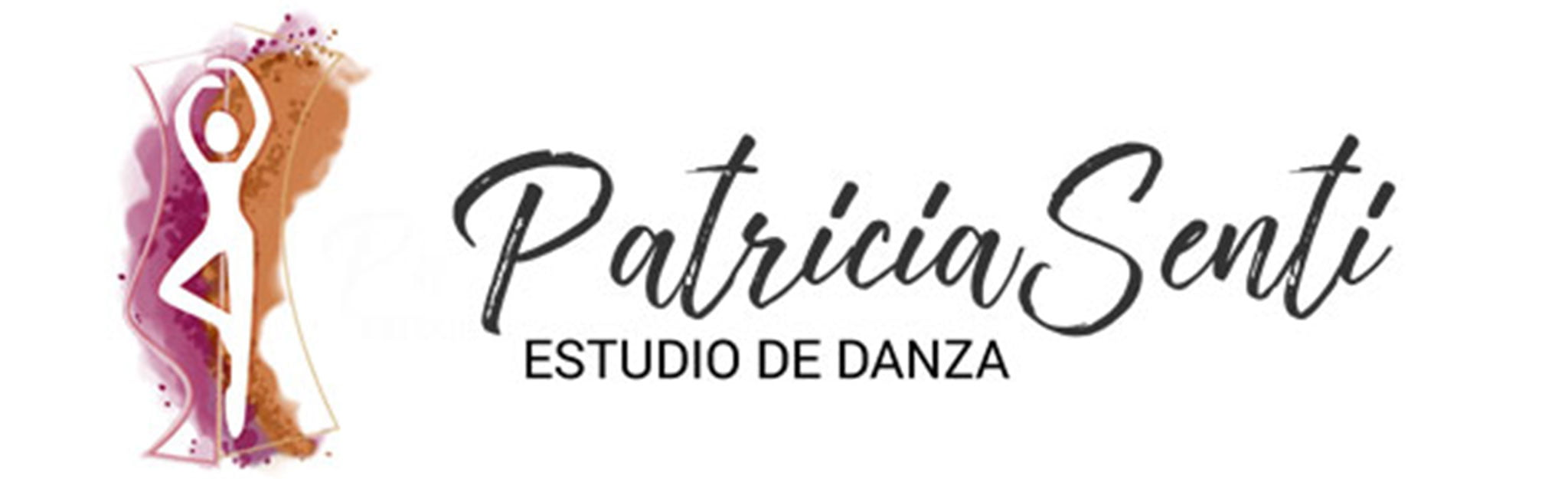 Patricia Sentí Dance Studio Logo