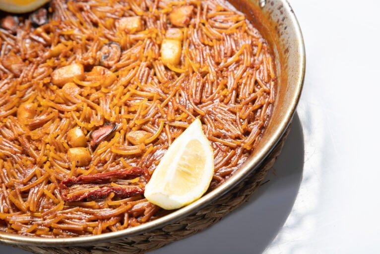 Fideuà to take away in Dénia - Voramar Restaurant
