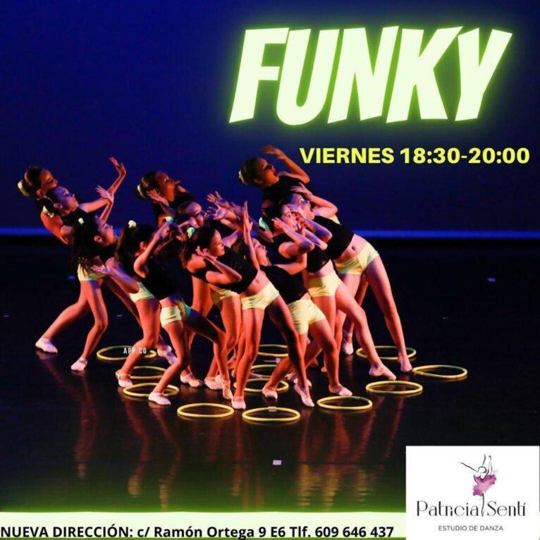 Funky à Dénia - Patricia Sentí Dance Studio