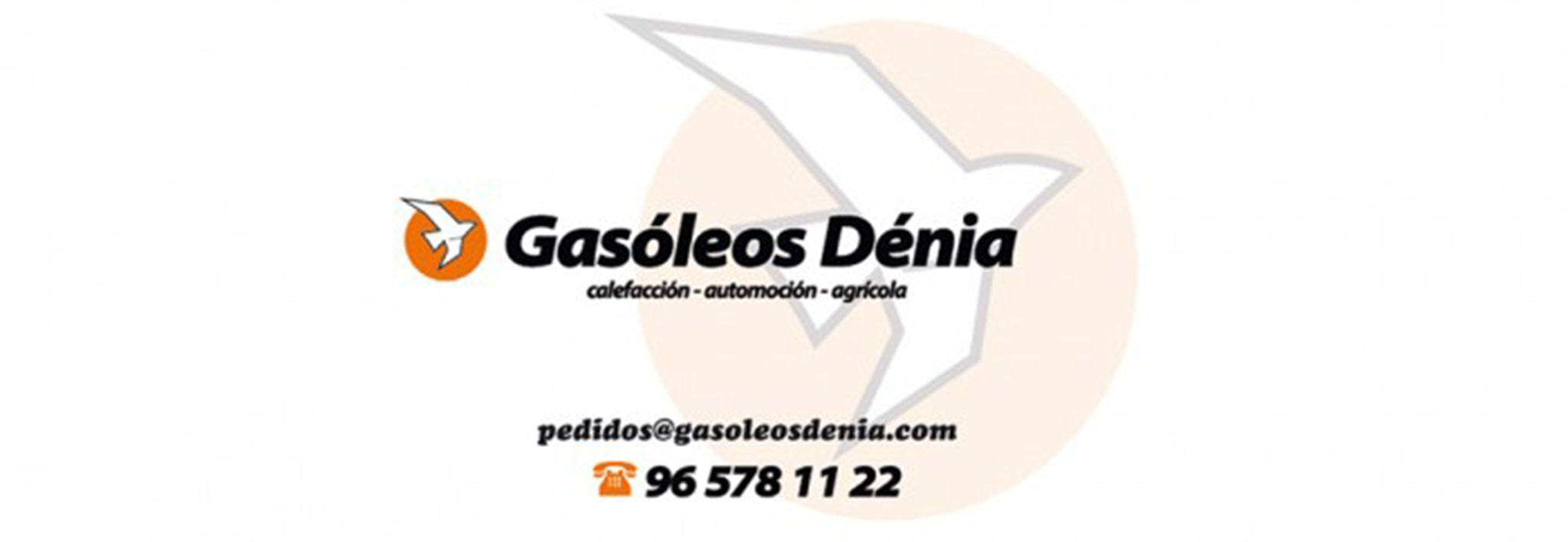 Gasóleos Dénia logo