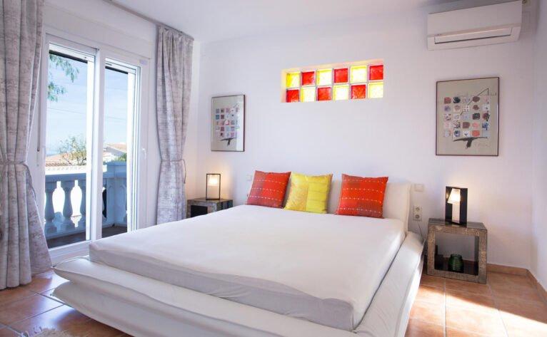 Chambre dans une maison de vacances de luxe à Dénia - Quality Rent a Villa