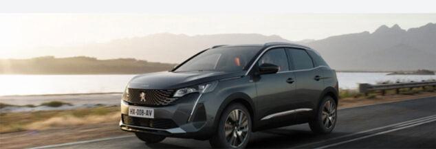 Imagen: Los nuevos Peugeot 3008 y 5008 ya están circulando - Peumóvil