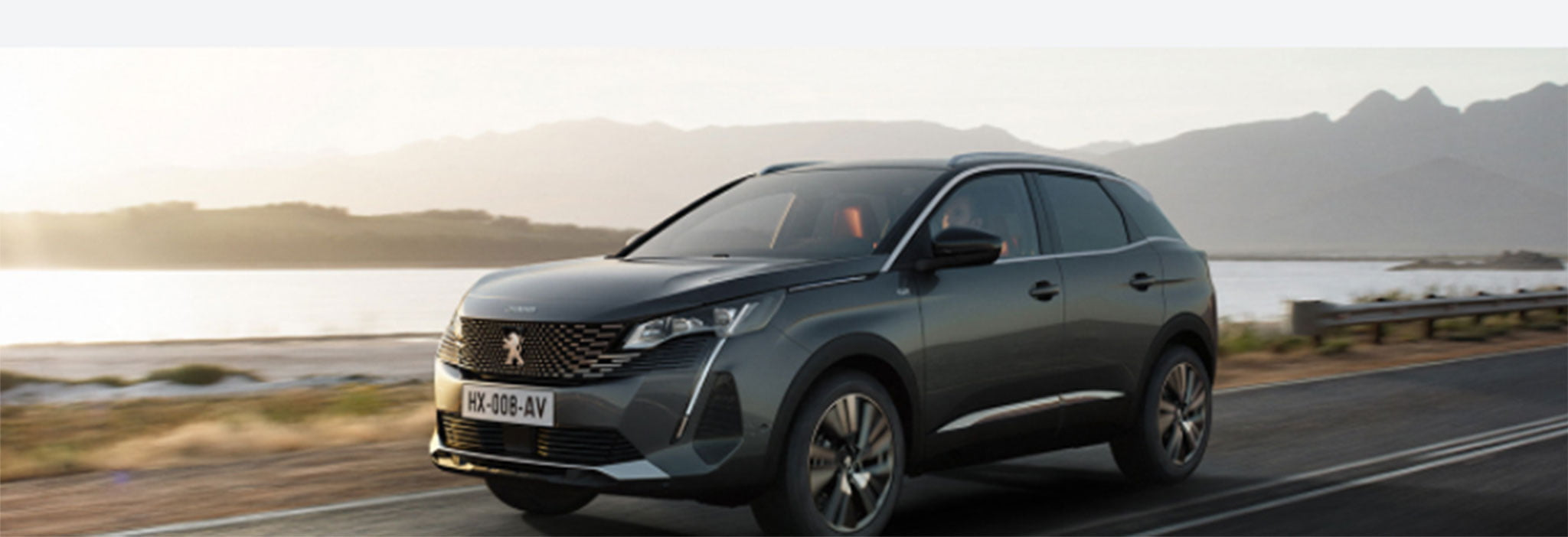 The new Peugeot 3008 and 5008 are already circulating - Peumóvil