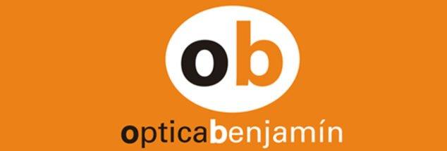 Imagen: Logotipo de Óptica Benjamín
