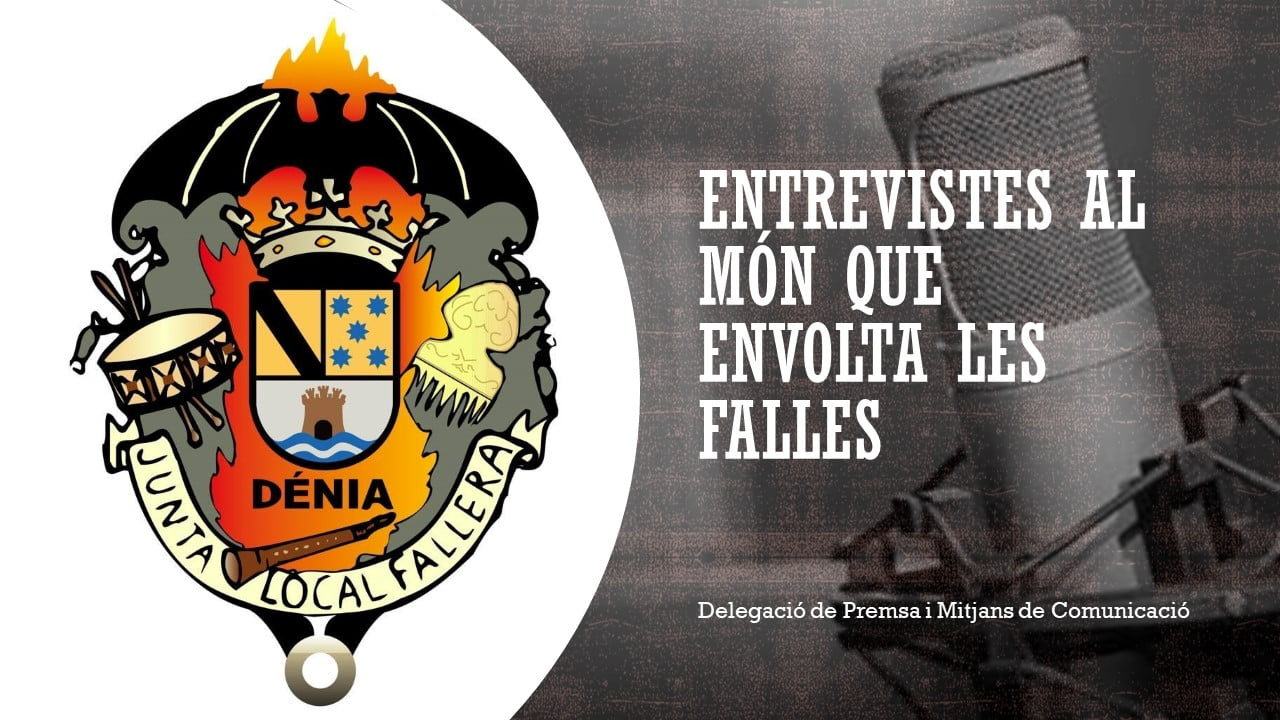 Cover of the interviews of the Fallera Local Board