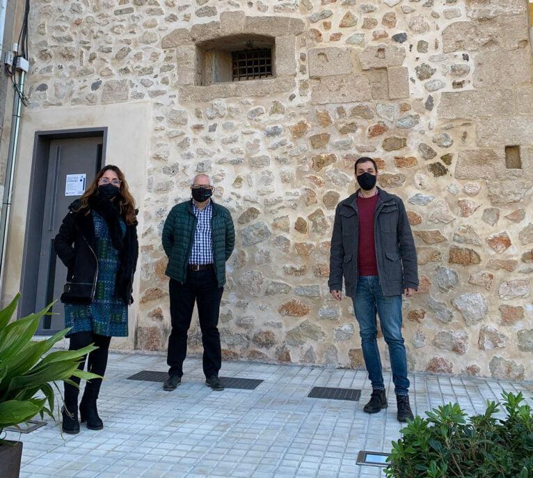 Presentación de la nueva Llonja de la Cultura de Fundació Baleària