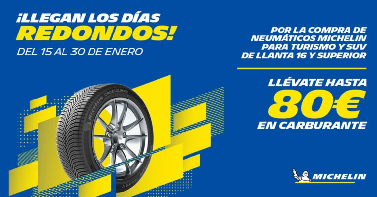 Michelin Auto Spare Parts Denia Promo