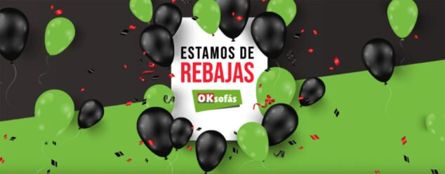 Image: January sales at OK Sofas