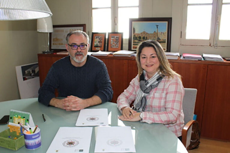 Renewal of the agreement between UNED and Pedreguer