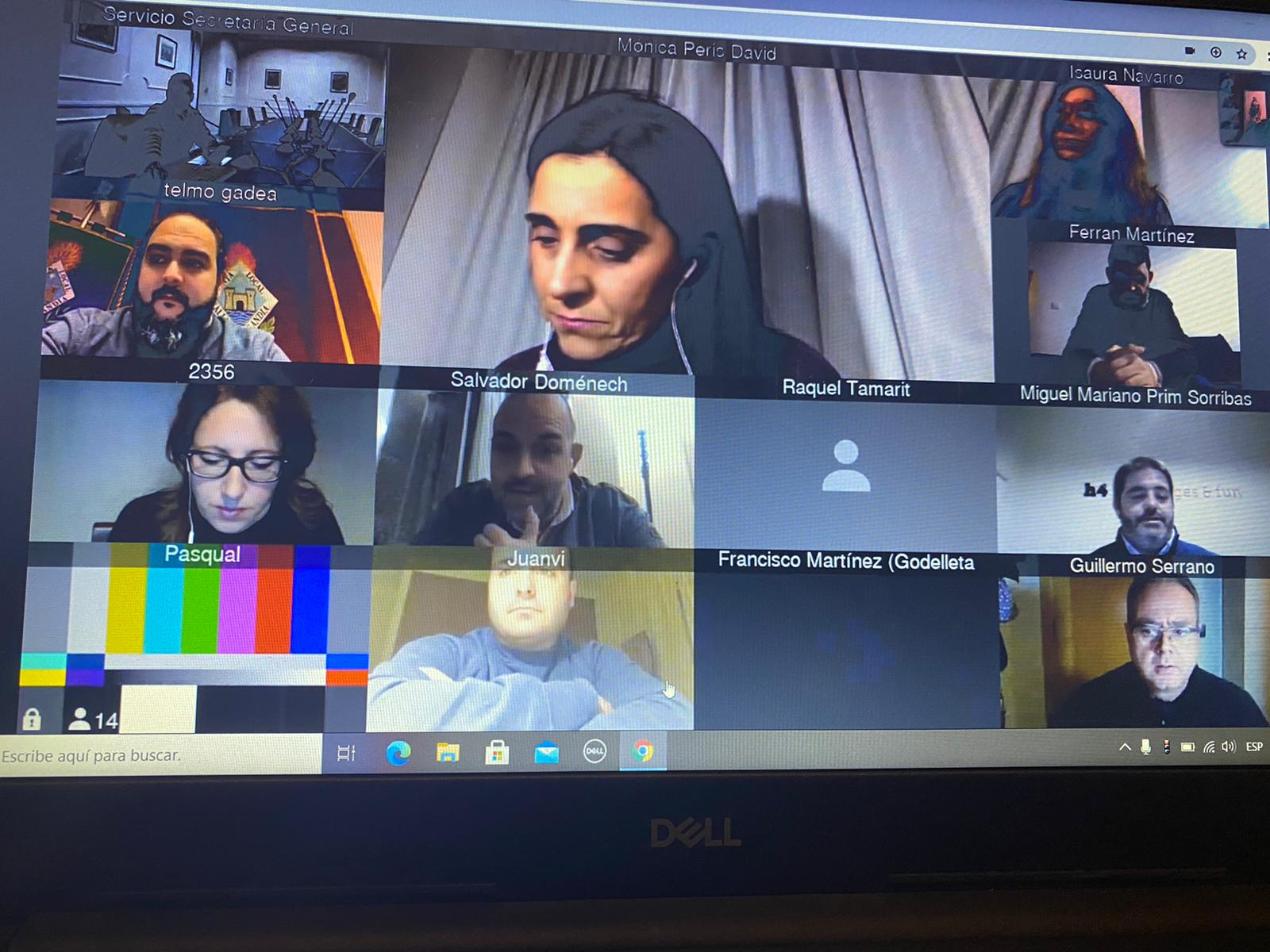 Fallas deferral meeting 2021