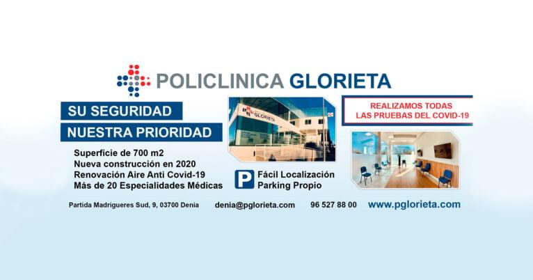Sécurité contre Covid 19 - Glorieta Polyclinic