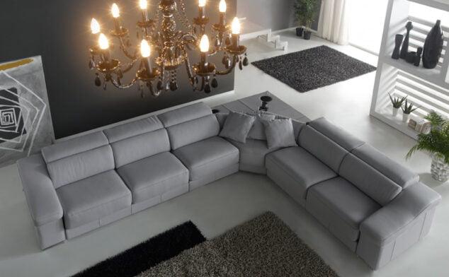 Image: Sofas in Muebles Martínez