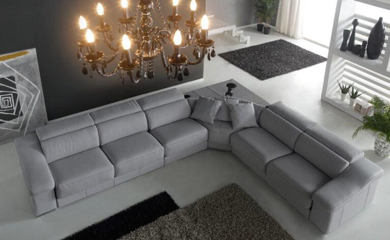 Sofas in Muebles Martínez