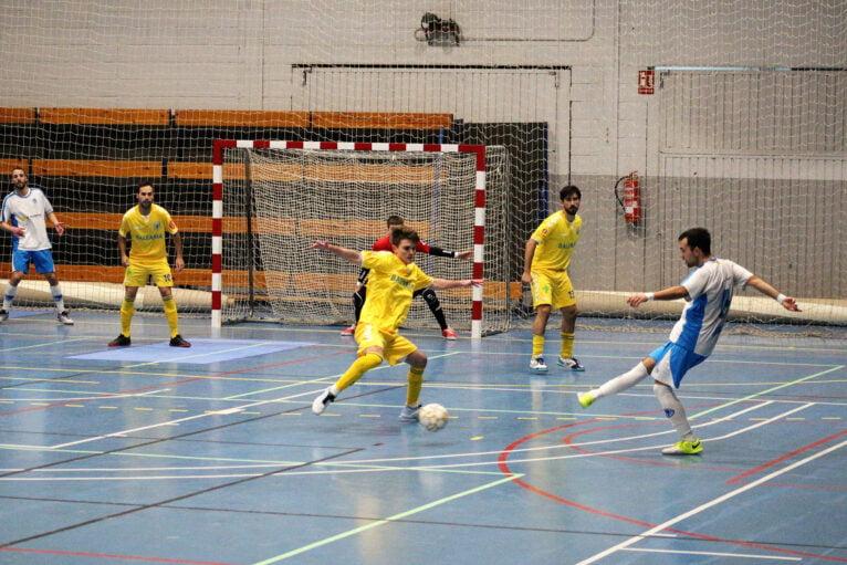 Victoria del Mar Dénia against Sabadell
