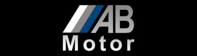 Image: logo AB Motor
