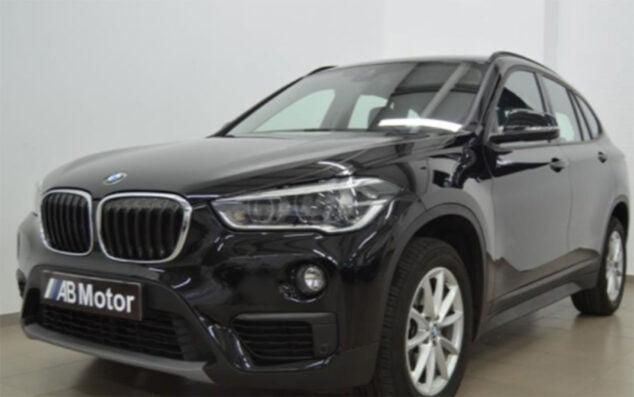 Image: Moteur BMW X1 sDrive18dA 5p.-AB