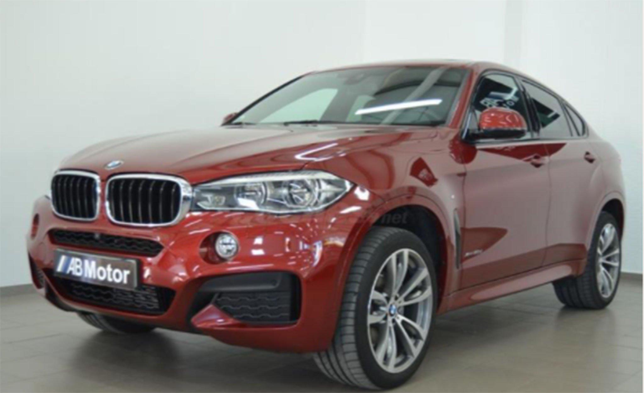 BMW X6 xDrive30d 5p. - Moteur AB