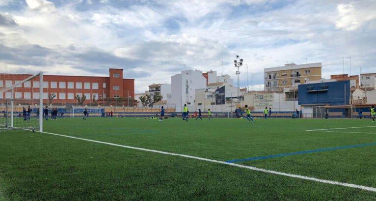 El Rodat de Dénia football field
