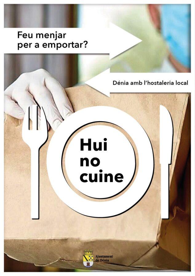 Image: Affiche de la campagne Jo, hui no cuine!