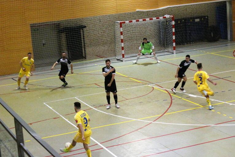 CFS Mar Dénia against Barceloneta