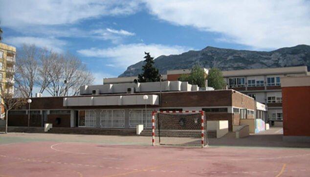 Imagen: Colegio Montgó en Dénia