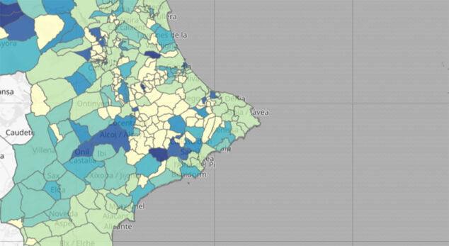 Image: Décès par coronavirus par municipalité