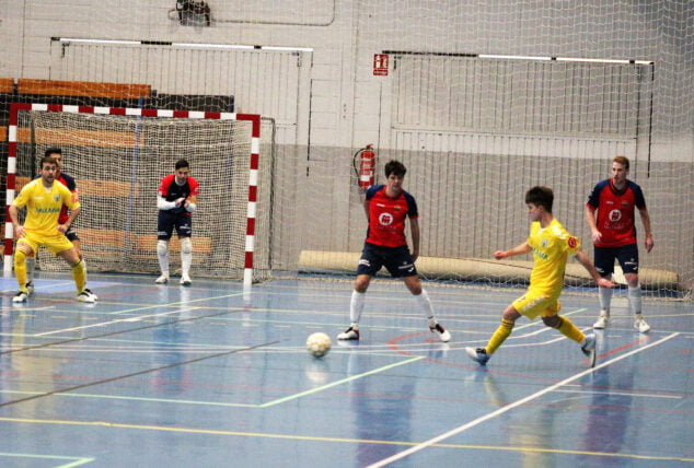 Image: Defeat of CFS Mar Dénia at home against a Futsal Mataró that did not forgive the mistakes of the locals