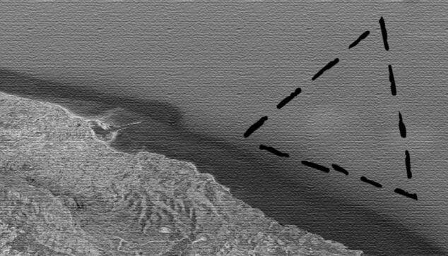 Imagen: El abismo de Dénia que expandió el misterio del Triángulo de las Bermudas