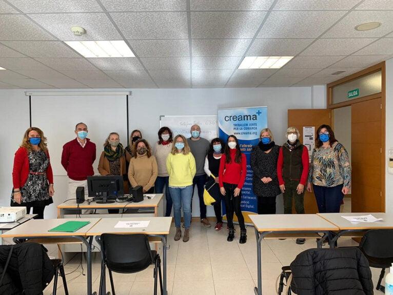 The Marina Alta X Employment Workshop is already a reality