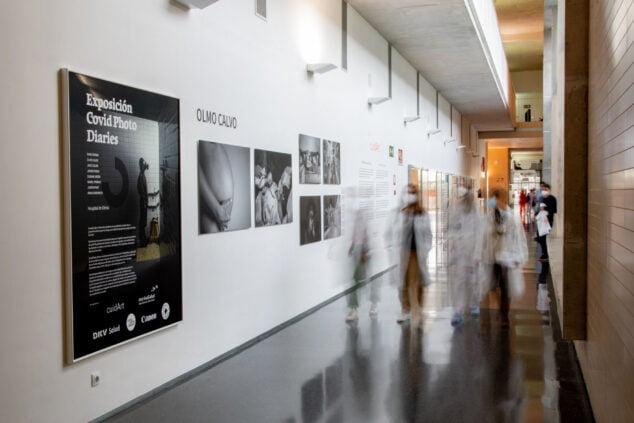Imagen: Exposición COVID Photo Diaries