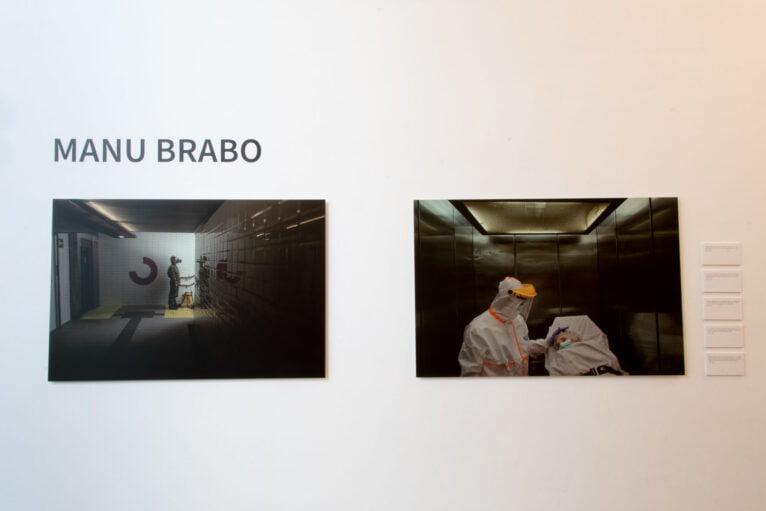 Photographies de Manu Brabo