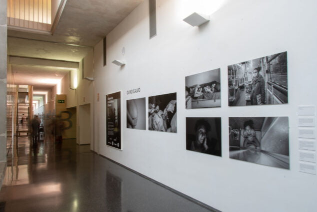 Image: Photographs by Olmo Calvo