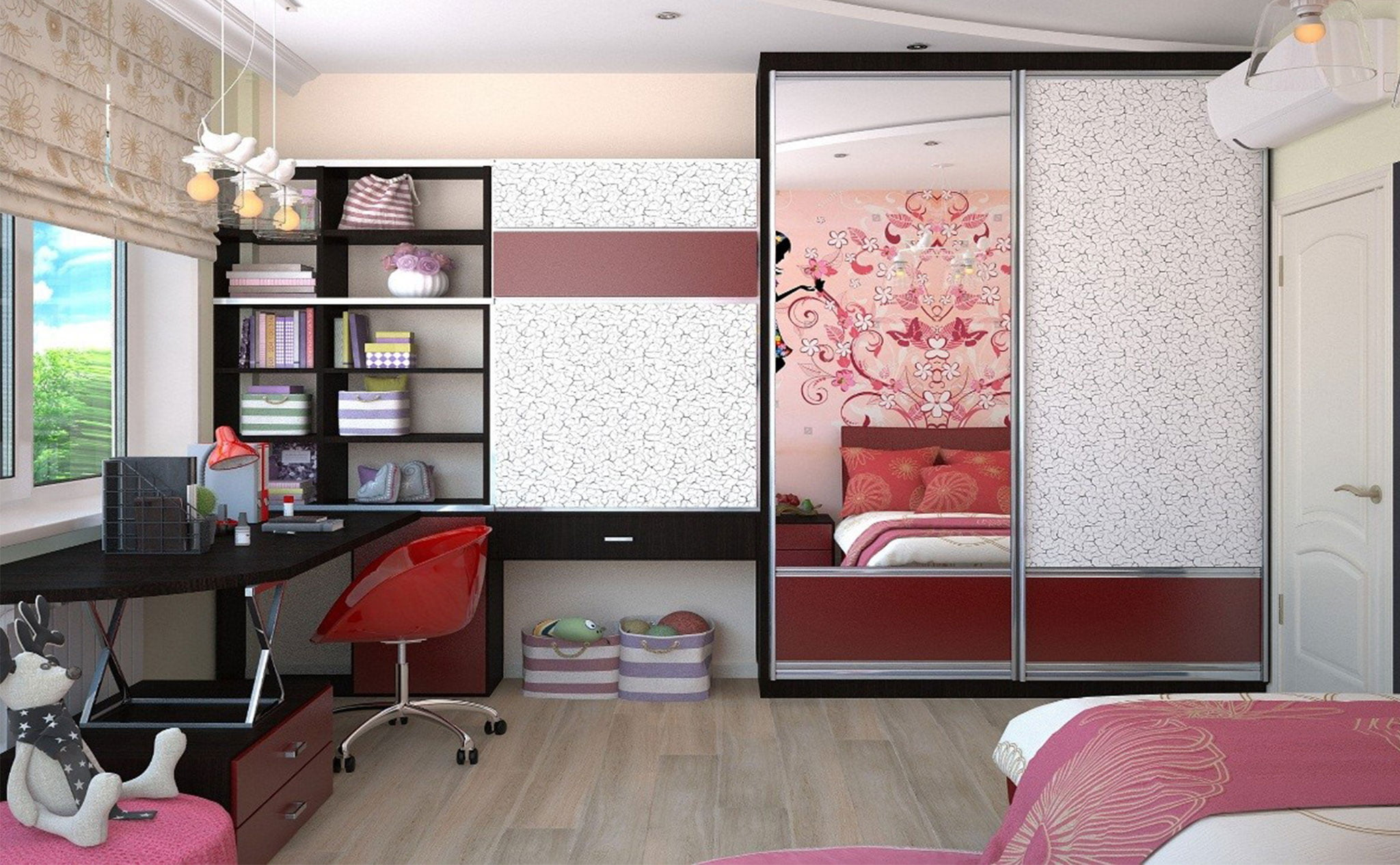 Chambre jeunesse - Martínez Furniture
