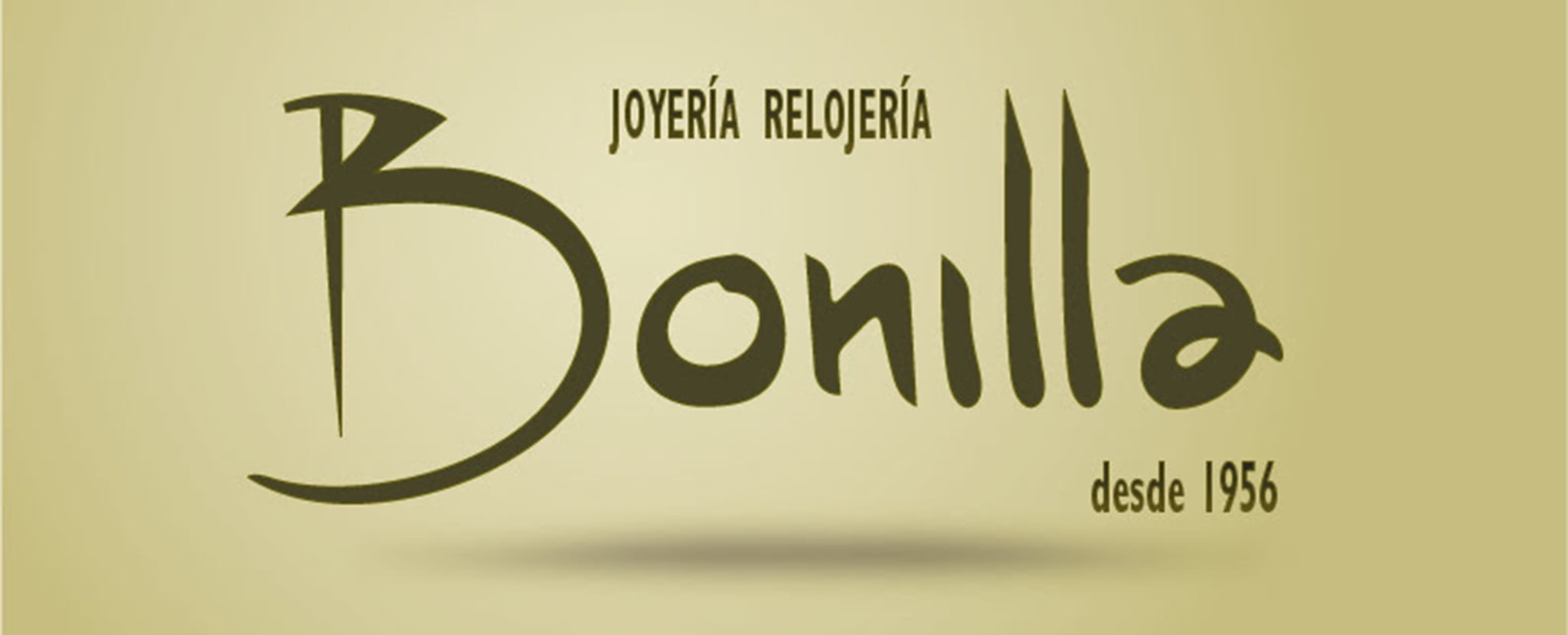 Logo de bijoux Bonilla