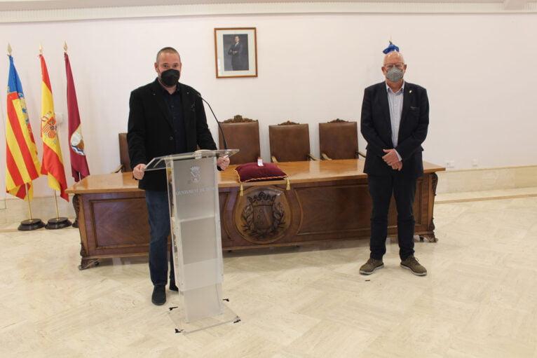 Juan Sapena prend ses fonctions avec Vicent Grimalt