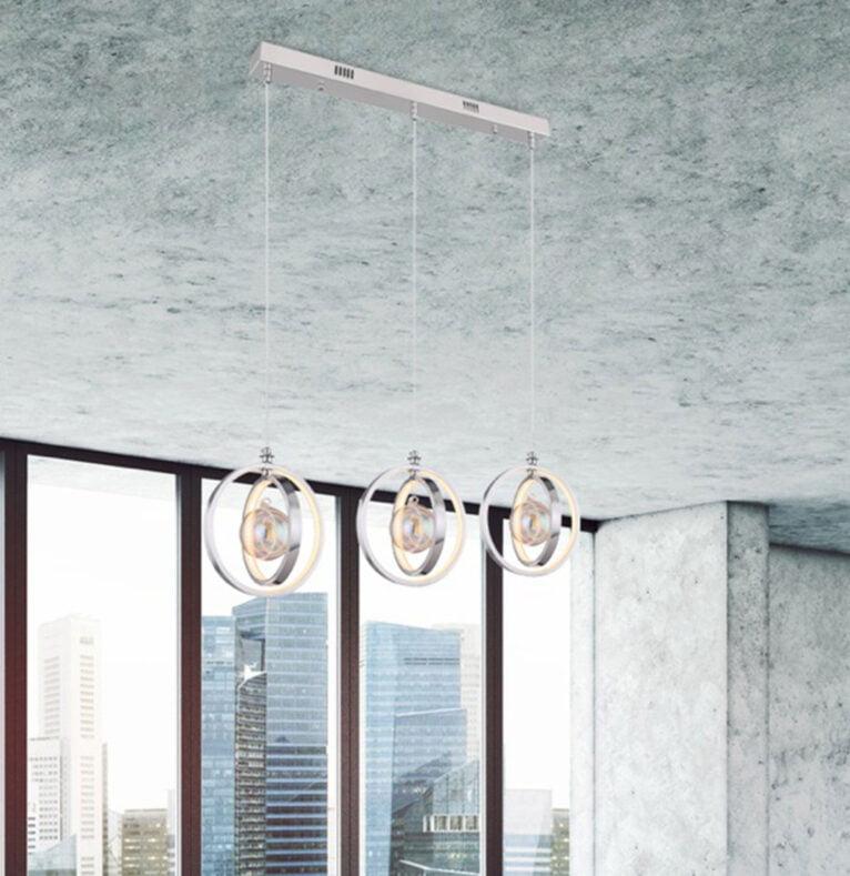 Modern ceiling lamp - Vimaluz