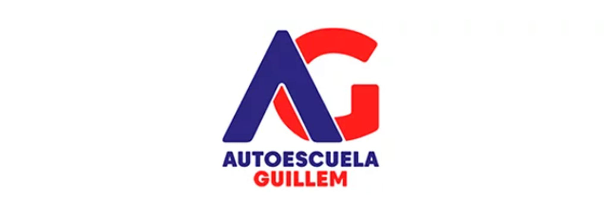 Logo de l'école de conduite Guillem