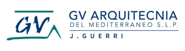 Imatge: Logotip de GV ARQUITÈCNIA