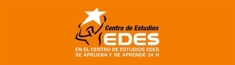 Logo du centre d'études EDES