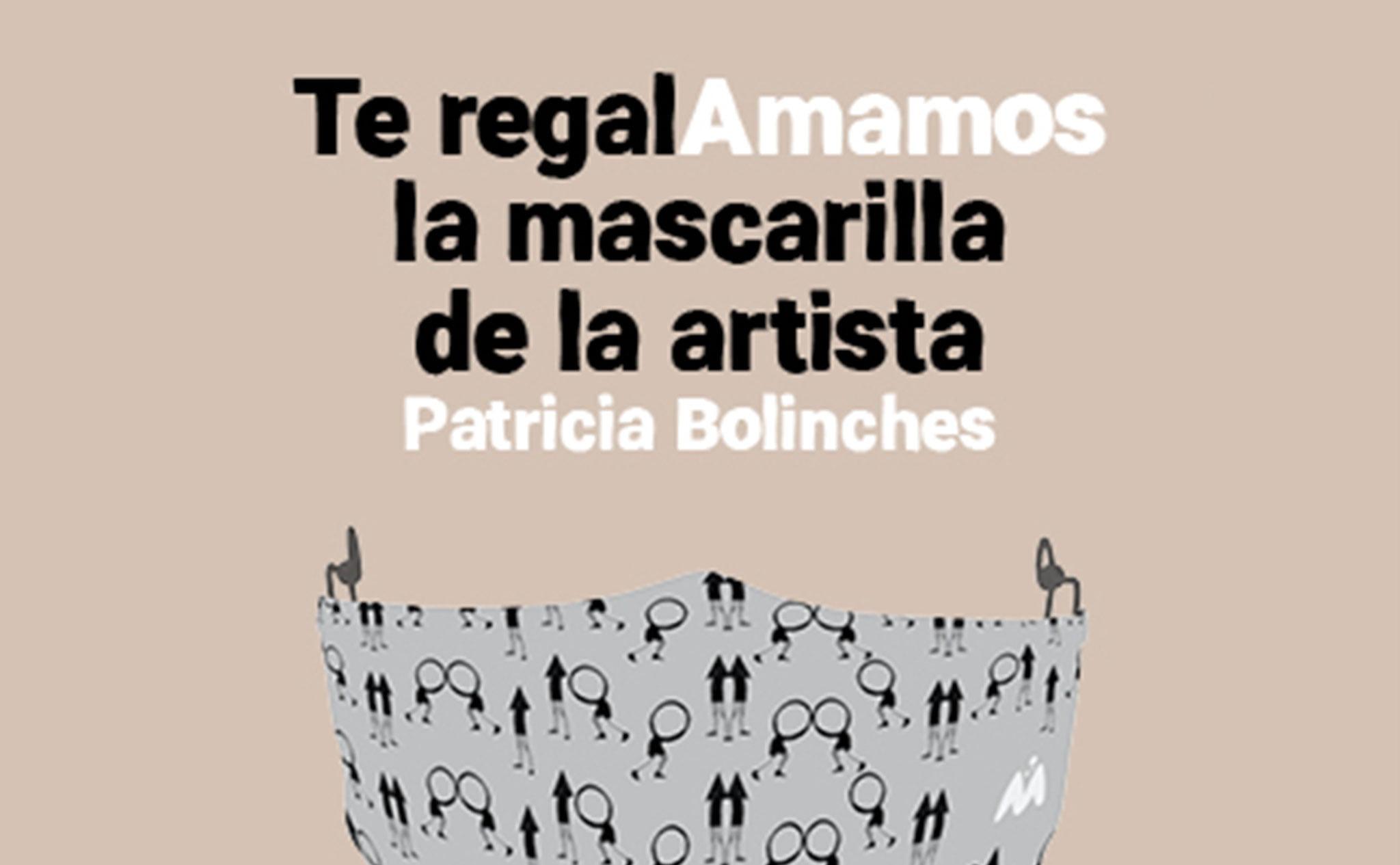 Masque de l'artiste Patricia Bolinches - Portal de la Marina