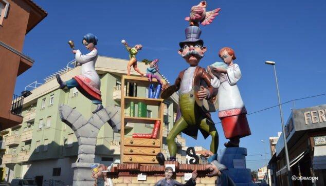 Image: Monument des Fallas