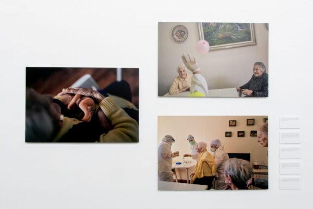Imagen: Muestra fotográfica en el hospital de Dénia